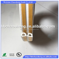 adhesive sponge rubber seal strip tape for doors and windows