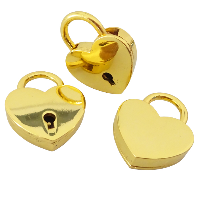 China Suppliers New Products Large Heart Padlock Keys For Lovers
