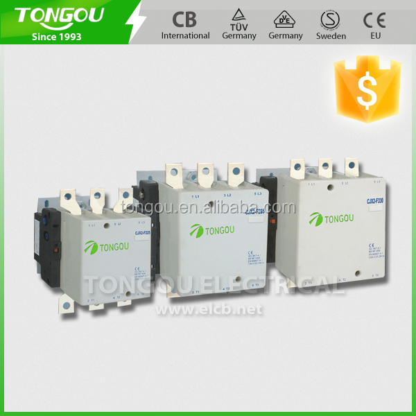 LC1-F Electrical magnetic ac contactor