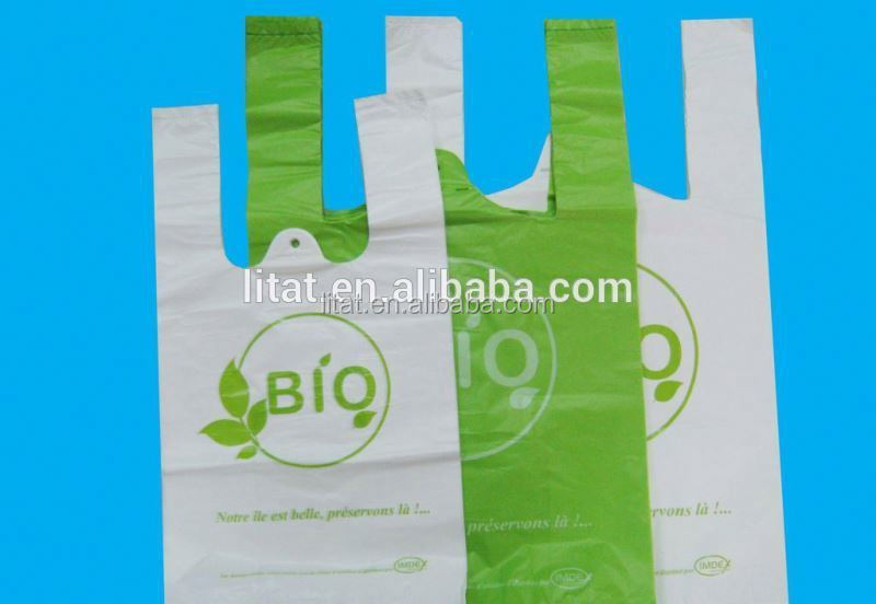 epi biodegradable plastic bag