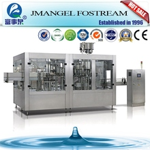Guangdong ISO approved pure water filling capping washing machine