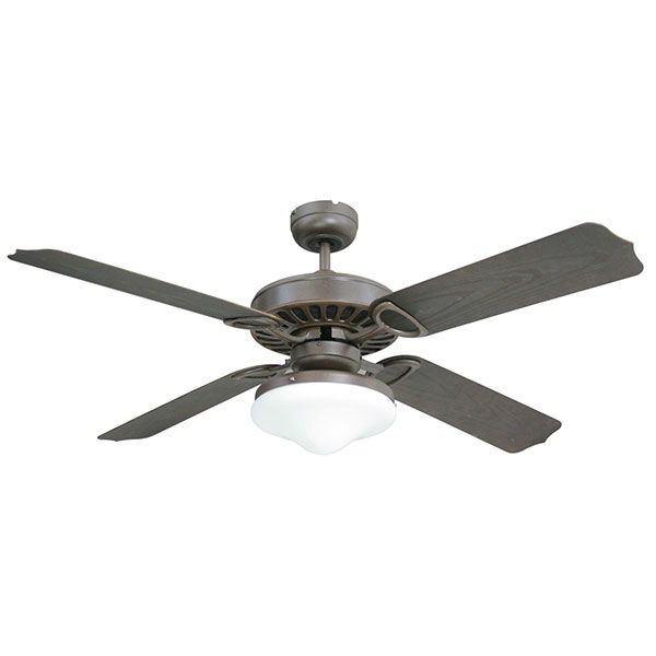 4 BLADES CEILING FAN IP55 FOR OUTDOOR USE 42 DIAMETRE MOTOR: 55W