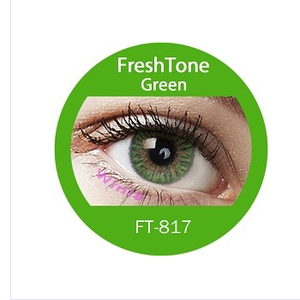 FreshTone snow white beauty blends korean cosmetic color contact lens at a low price