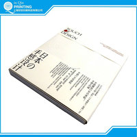 printed novel book with offset paper