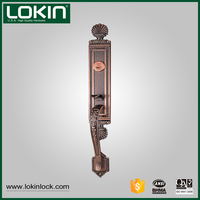 China factory hot sale door handle house door lock for door