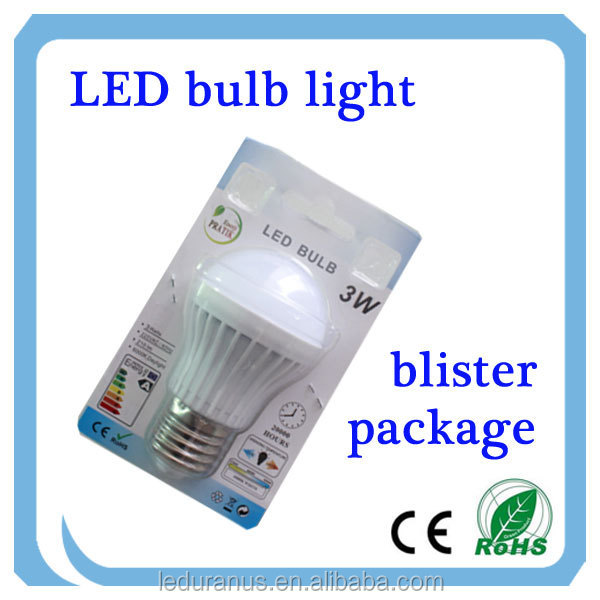 Promotion Top Quality Super Bright Powerful 3 Watt 12 Volts Light Led Bulb