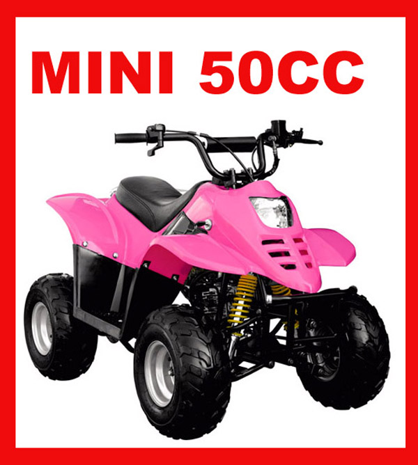 CE Kids 50cc Quad atv 4 Wheeler with Cheap Price