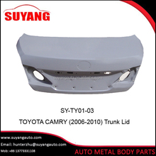 Replacing Camry Trunk Lid For Aftermarket Toyota Auto Body Parts