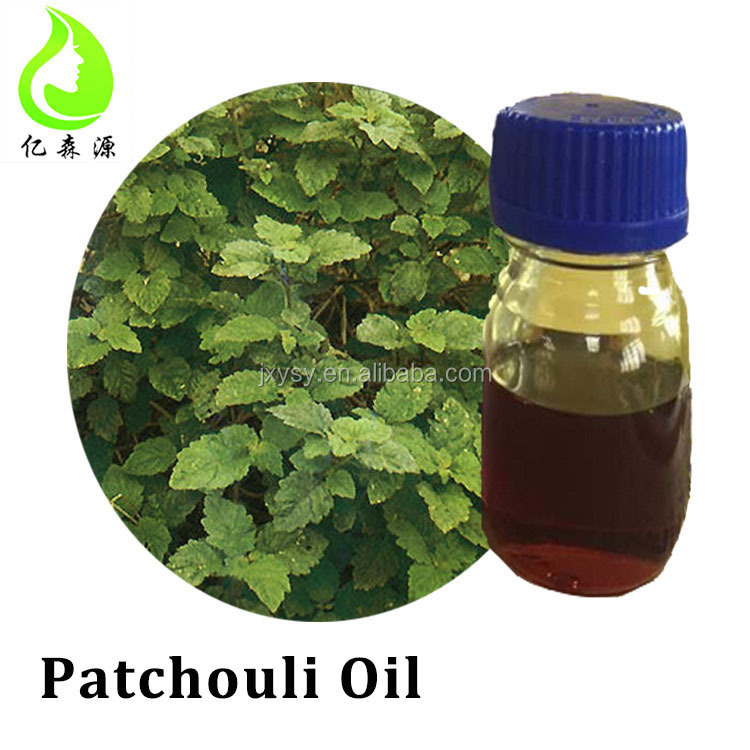 Food Grade Patchouli Oils 100% Pure Natural Spice for food & drink Factory Bulk Price Essential Oil