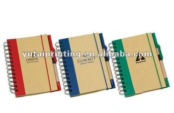 New whole sale spiral cheap spiral dairy writing note books for sale