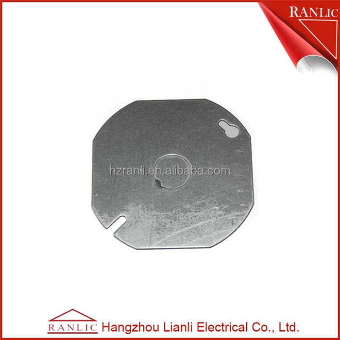 water proof round outlet box cover
