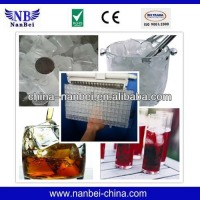 CE approved 35kg/24h small ice cube making machine for eating