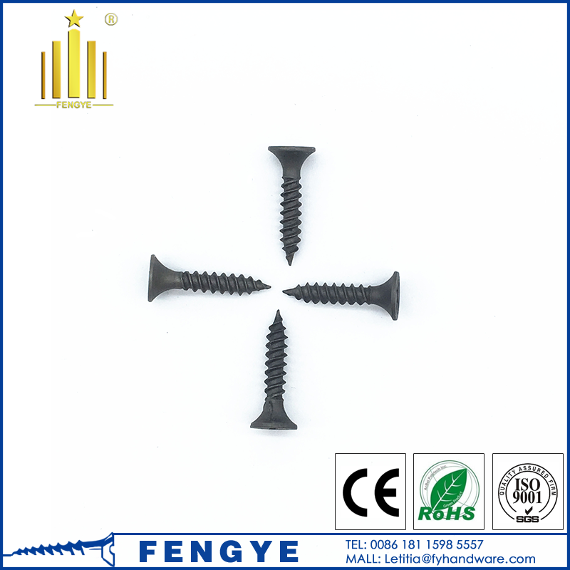 Wholesale Stainless Steel Black Phosphate Drywall <strong>Screw</strong>