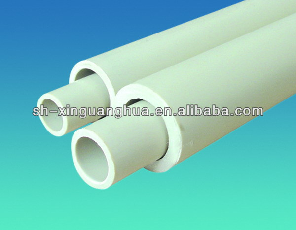 First class China chemical resistant upvc pipe