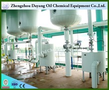 10-500TPD edible oil refinery machine popular in Africa, high oil yield cooking seeds oil refining plant for sale