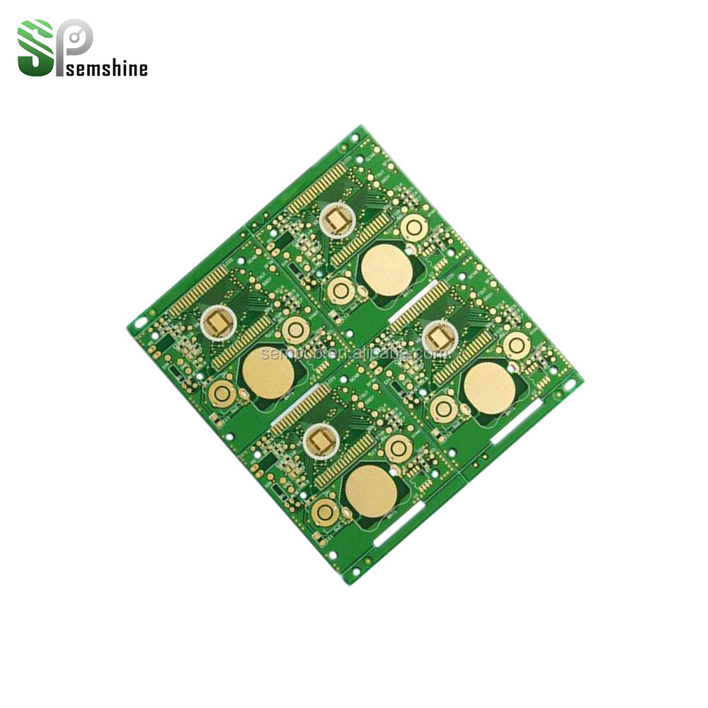 Hasl 1 Oz Copper Thickness 4 Layer Pcb Buy Pcb1 Multilayer China Manufacturer Ul Rohs Ourpcb Pcbhasl Product On Alibabacom