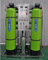 high quality water treatment equipments seawater desalination equipments by wind and solar power