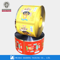 OEM Printed Instand Noodles Packaging Film By China Supplier