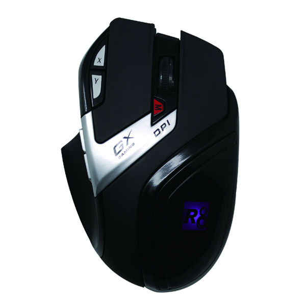 9 Button Mouse with Webkey