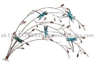 Dragonfly Wall Art wall art dragonfly branch - buy wall art,wall art dragonfly branch