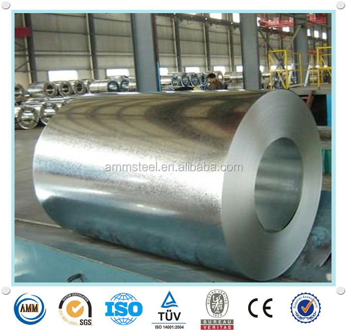 cold rolled z275 galvanized steel coil, galvanized slit coil