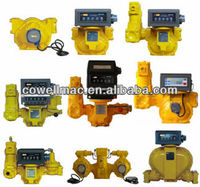 2015 bulk fuel flow meter for diesel fuel , fuel oil flow meter