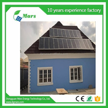 10KW solar home off grid solar system with RS232 monitoring Clean energy complete set home solar system 8000W