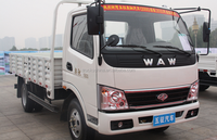 LOW PRICE and Strong WAW BRAND Light 3 ton 4x2 cargo truck for sale