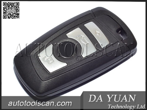 4-Button Fob for BMW blank remote keys 315Mhz CAS4 AK006040
