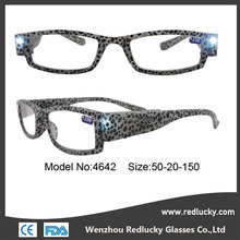 Newest fashion neon reading glasses