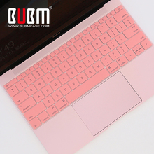 "Customized Silicone Laptop Keyboard Cover For Mac air pro 13"" 15"""