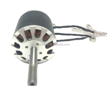 Hot Sale MP 80100 KV130 RC Outrunner Brushless Motor 7KW for Electric Bike