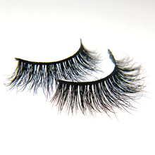 Cheap hand made fluffy 3D effects mink lashes