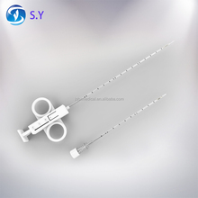 disposable soft tissue semi automatic biopsy needle gun manufacturer with CE ISO top auqlity and hot sale
