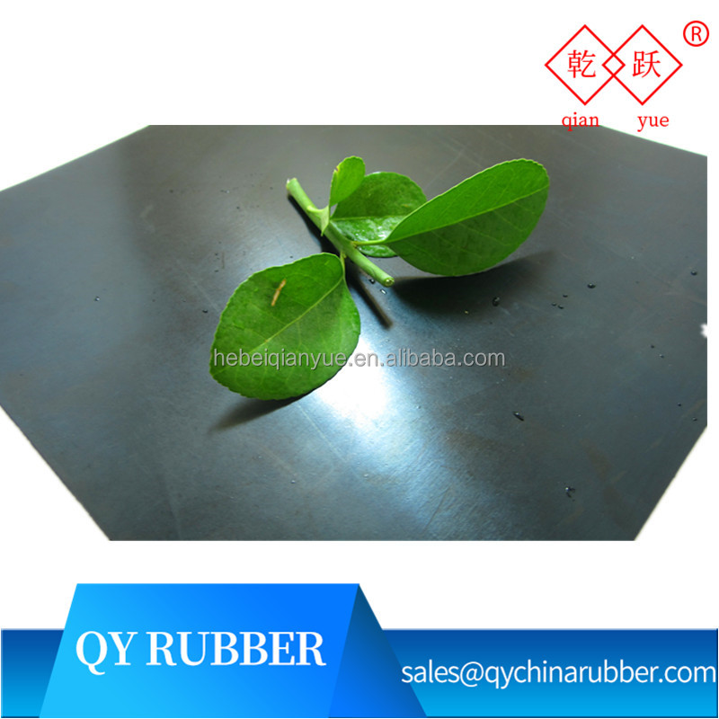 high output Oil resistance rubber mat