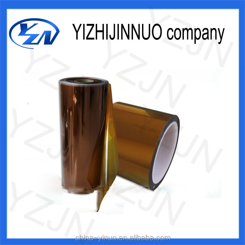 Adhesive polyimide film for voice coil material