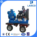10 Inch Portable Diesel Self Priming Sewage Pump