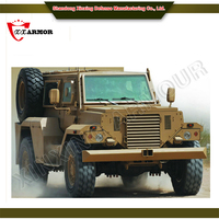 bulletproof 4x4 trucks military armored vehicle / b6 armored vehicle