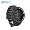 2017 APPSCOMM Smart Watch Waterproof Smart Wristwatch Heart Rate Monitor Bluetooth Smart Sport Watch for Android or IOS Phones