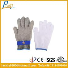 NJDJ- QA/QC control Durable modeling protective gloves cutting glass
