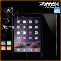 New product!!!0.33mm 9h waterproof for ipad air tempered glass screen protector/screen guard