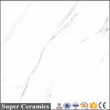 vitrified white marble porcelain tiles flooring 800x800