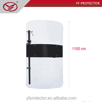 Riot control Police High impact shield