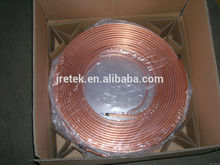 Seamless Pancake Copper Tube coils for Refrigeration