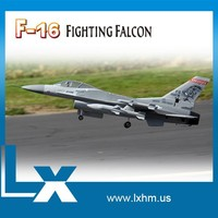 Rc airplane manufacturers china f-16 model plane