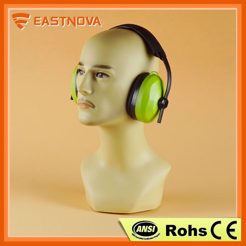 Safety shooter hearing protection