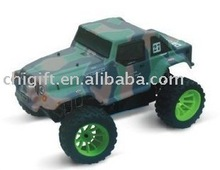 1/10th Scale Nitro Off Road Jeep Truck-Pivot Ball Suspension