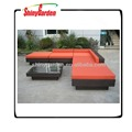 l shaped rattan sofa sets,used rattan sofa for sale,cheap outdoor wicker furniture rattan sofa