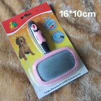 Manufacturers selling, rotary needle comb comb binding dots, leisure pet comb ,Tuba