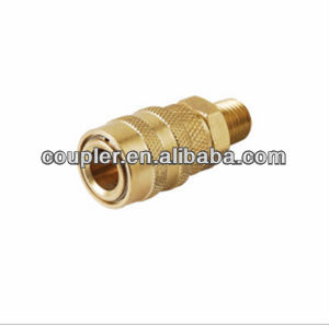 American type pneumatic tool joint